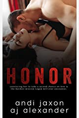 Honor: A Second Chance at Love Interconnected Stand Alone (SEAL'd Book 1) Kindle Edition