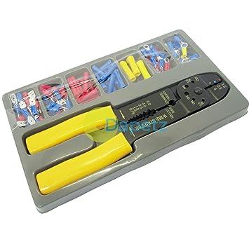 Daptez 101 Elektrisch Elektriker Crimpzangen Werkzeug-set Klemmen ...