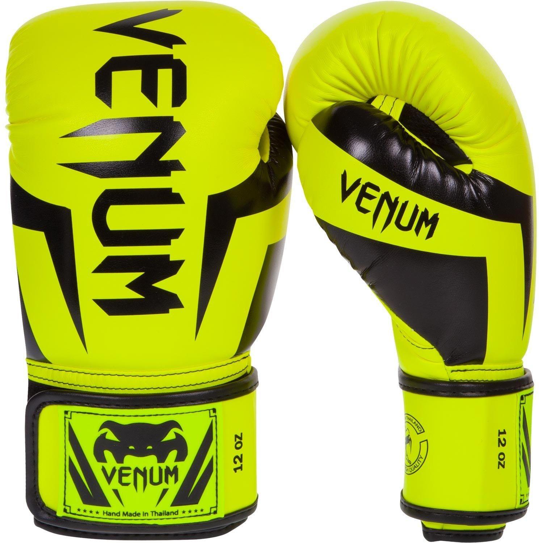 Venum Elite ボクシンググローブ B010HWKA2S