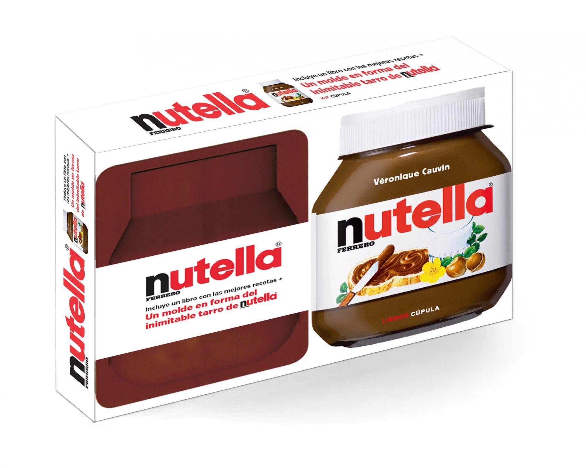 Kit Nutella: El kit perfecto para que tus postres y meriendas sean un éxito (Spanish) Paperback – 2014