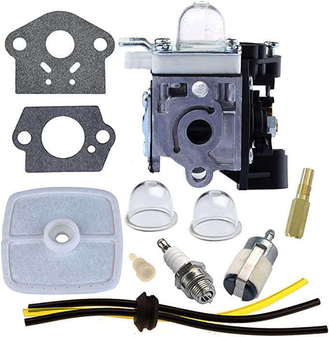 Hipa RB-K70A Carburetor with Repower Maintenance Kit for Echo GT230 GT231 PAS230 PAS231 PE230 PE231 PPT230 PPT231 SRM230 SRM231 Trimmer Brushcutter