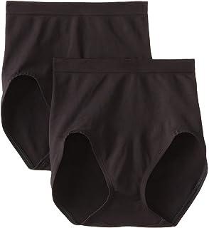 3edc645a83 Maidenform Flexees Women s Shapewear Hi-Cut Brief 2-Pack at Amazon ...