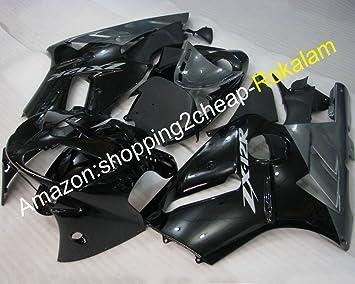 Verkleidung f/ür Kwasaki Ninja ZX6R 1998 1999 ZX-6R 98-99 ZX 6R 98 99 Gr/ün Lila Vollverkleidung Kits