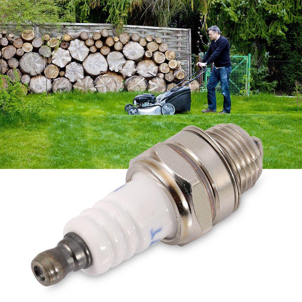 Newkelly Plug Two-Stroke Four-Stroke Lawn Mower Brush Cutter Spark by NewKelly Lunch Bag (Image #2)