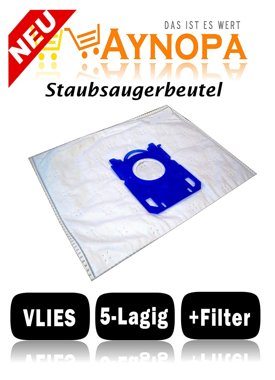 10  Staubsaugerbeutel geeignet für Philips FC 9161