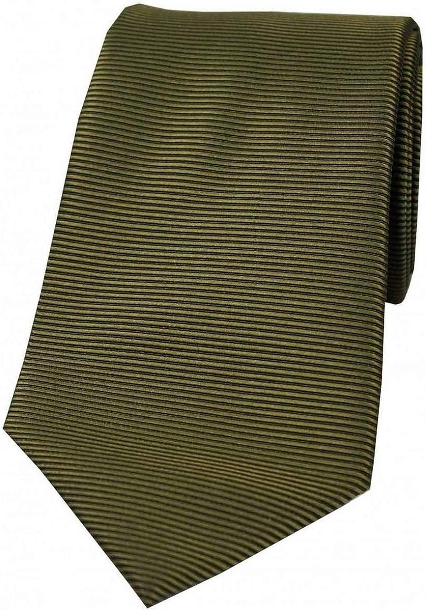 David Van Hagen - Corbata de poliéster para hombre, diseño ...