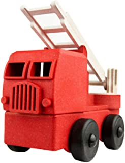 product image for Luke's Toy Factory Eco-Friendly 3-D Puzzle Fire Truck