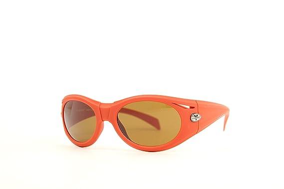 Vuarnet Unisex-Erwachsene Sonnenbrille VL-1125-P00H-2121, Orange, 55