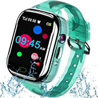 iGeeKid Kids Smart Watch Phone-IP67 Waterproof Smartwatch Boys Girls Toddler Digital Wrist…