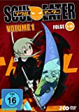 Soul Eater, Volume 1, Folge 01-13 [2 DVDs]