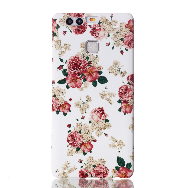 Dooki, Huawei P9 Coque, Dur Plastique PC Téléphone Couverture Housse Coque Etui Pour Huawei P9 (A-4)