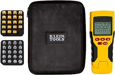 Klein Tools Vdv501 825 Vdv Scout Pro 2 Lt Tester And Remote Kit By Klein Geneva Supply Baumarkt