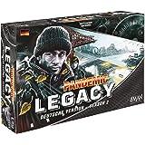 Pandemie Legacy - Season 2 - Brettspiel | Schwarze Edition | Deutsche Version