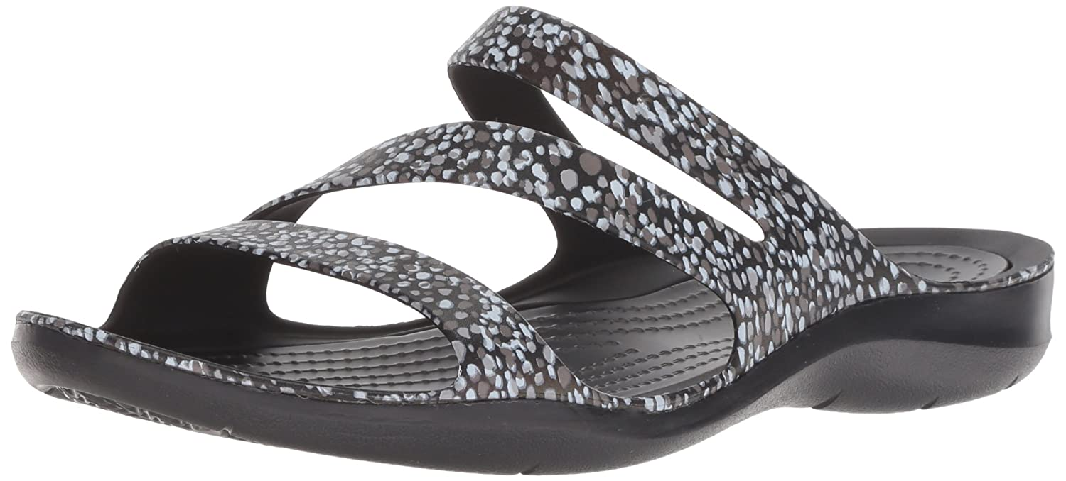 1875abfe69 Crocs Women's Swiftwater Graphic 5 B(M) US|Dots B0788D5T8R Sandal  nnzdww4494-Sport Sandals & Slides