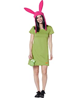spirit halloween adult louise costume bobs burgers