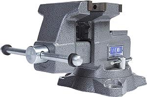 Wilton 4550R Reversible Bench Vise, 5-1/2