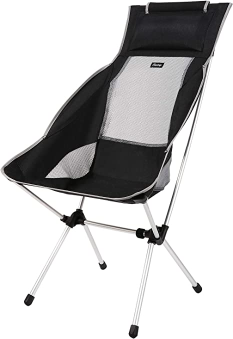 Accessories Folding Camping Chair Lightweight Hiking Fishing Portable Durable