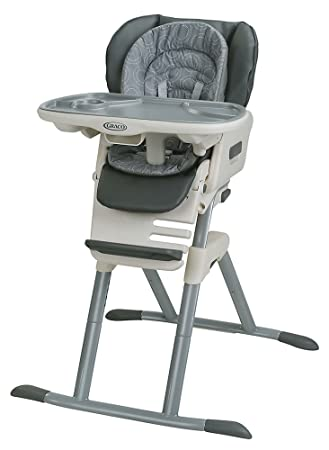 Graco Swiviseat Multi Position High Chair Solar