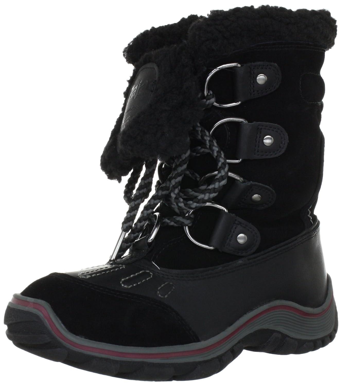 Pajar Women's Alina Boot B007SRUEV8 38 EU/7-7.5 M US|Black/Black