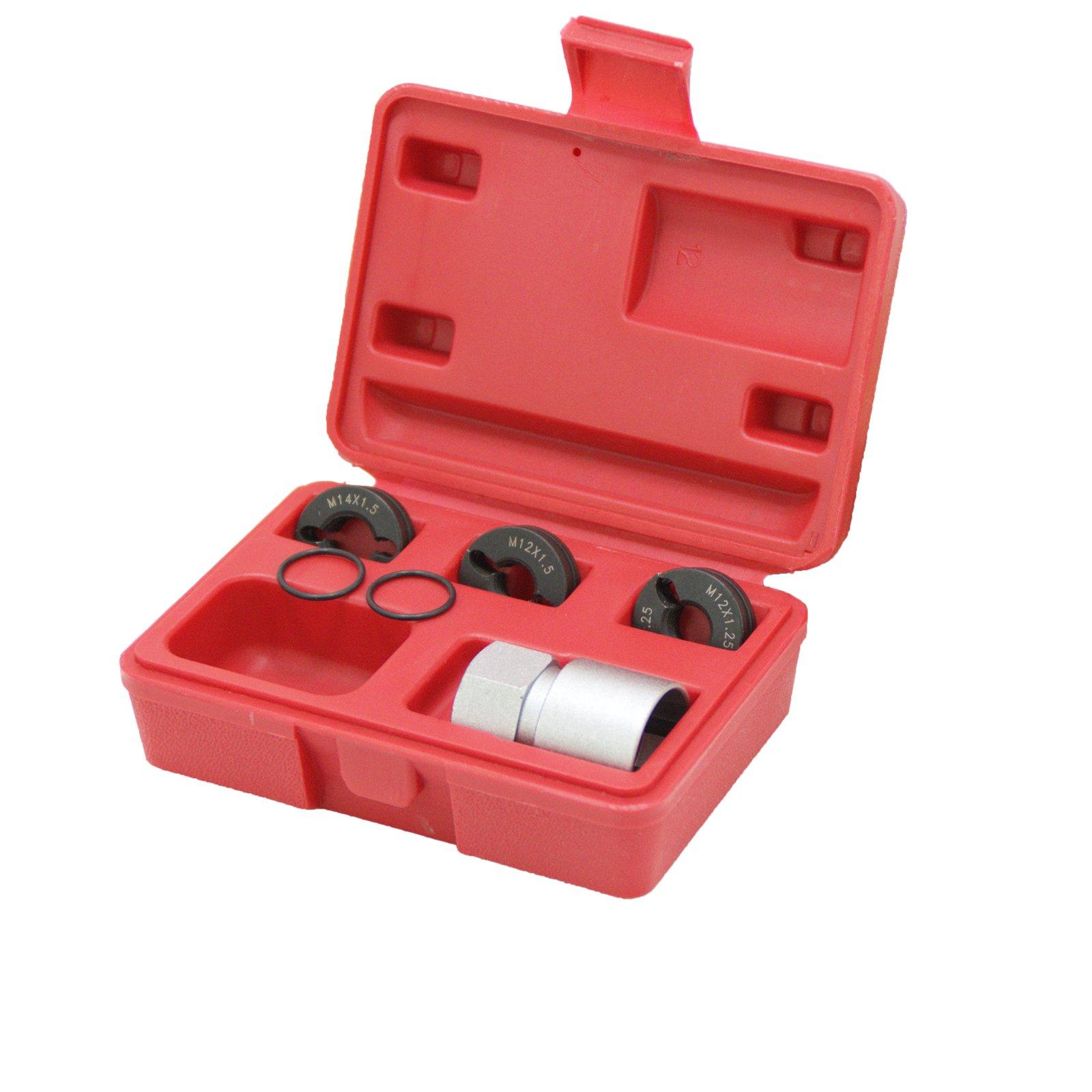 EWK Reverse Action Wheel Stud Thread Retorer Kit Automotive Repair Tool