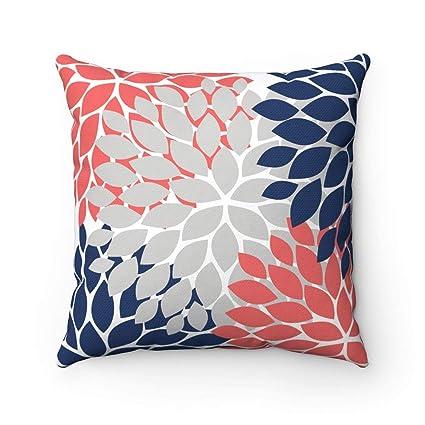 3f53392800c5 Amazon.com  UTF4C Flower Burst Pillow Cover