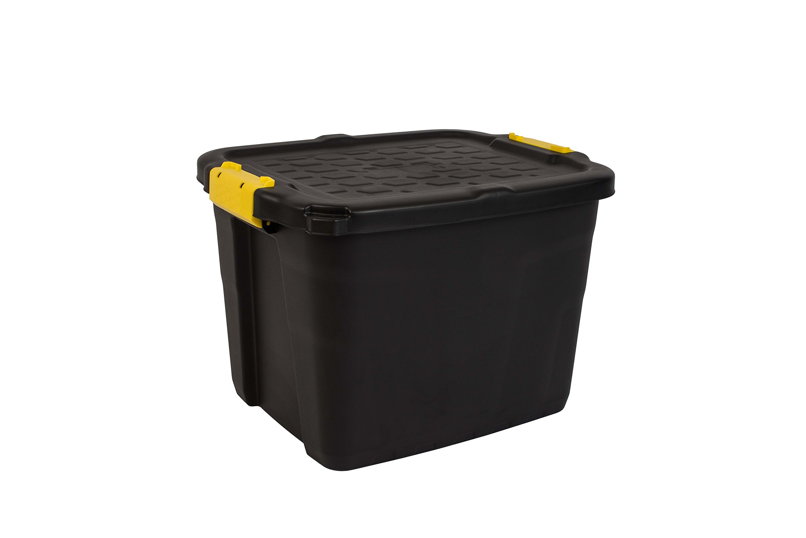 Heavy Duty Plastic Storage Boxes Amazoncouk