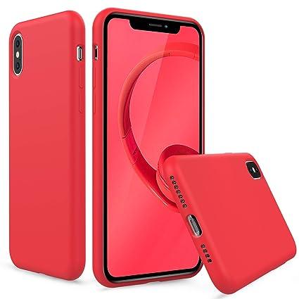 Amazon.com: PENJOY - Carcasa de silicona para Apple iPhone ...