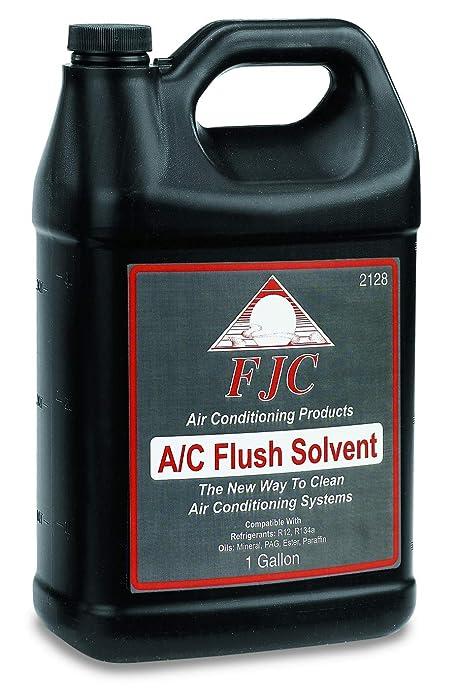 FJC 2128 A/C Flush Solvent - 1 Gallon