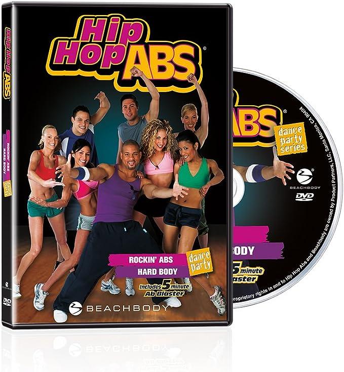 Shaun T's Hip Hop Abs DVD Workout