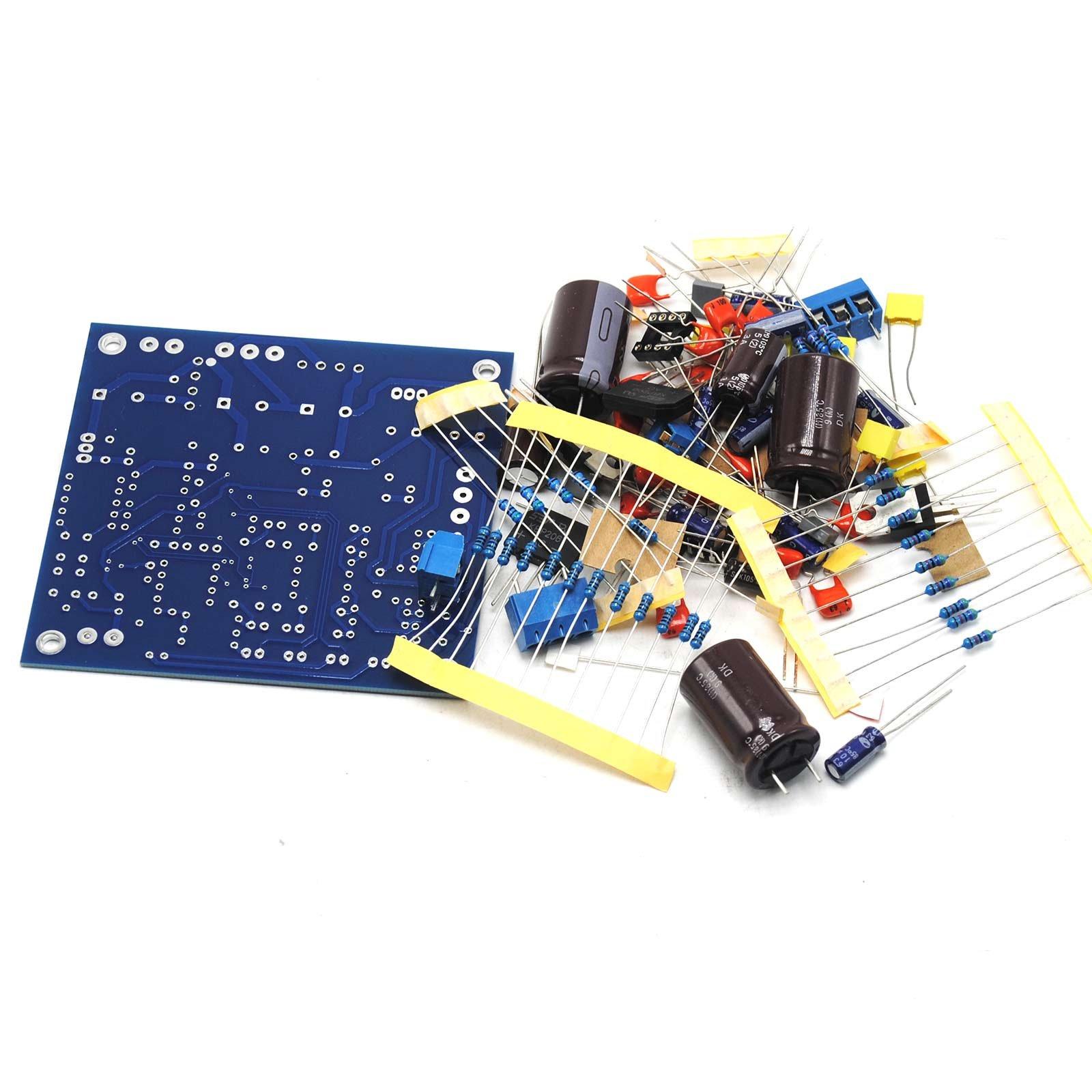 CS8416 AK4396 NE5532 24 bit DAC kit 192K 30kHz - 216kHz