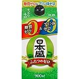 日本盛 糖質ゼロプリン体ゼロ パック 900ml [兵庫県/辛口]