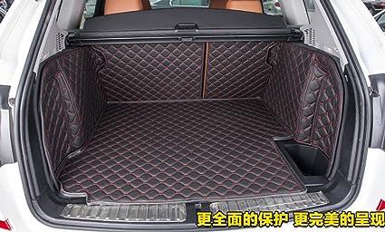Amazon Com Auto Mall Waterproof Custom Fit Full Covered Trunk Mats