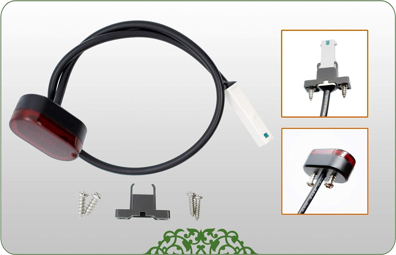 Kit de reparaci/ón de cable de luz trasera para patinete el/éctrico Xiaomi M365 y M365 Pro M365Lyon