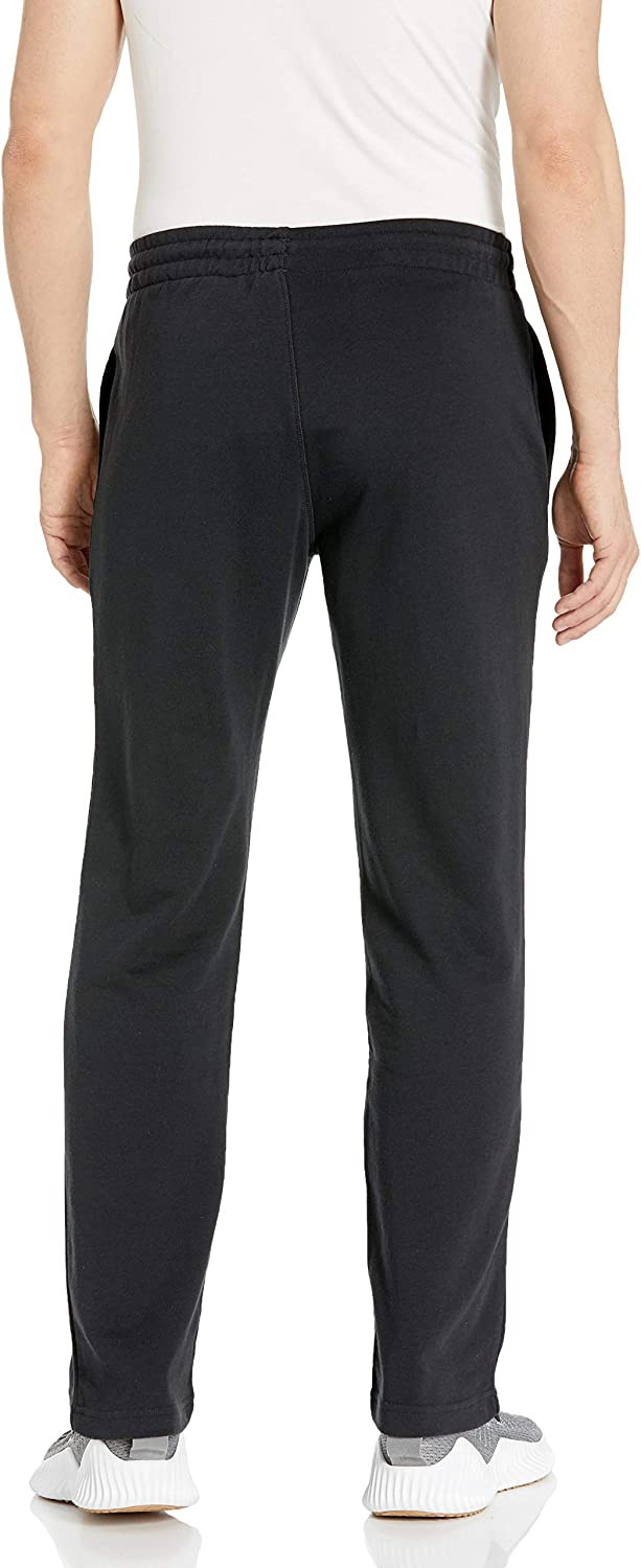 Black Reebok FJ4681 Training Essentials Pants S//P