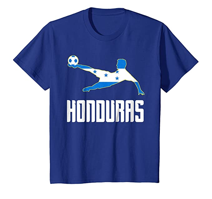 Amazon.com: Camiseta Futbol de Honduras - Honduran Soccer T-Shirt: Clothing