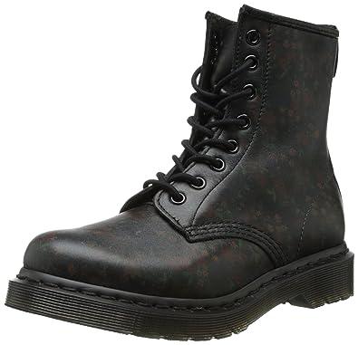 953b394965 Dr. Marten's Women's 1460 8-Eye Patent Leather Boots, Black Patent Lamper,