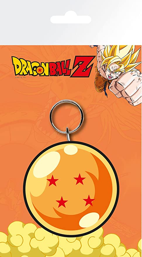 GB Eye LTD, Dragon Ball Z, Dragon Ball, Llavero: Amazon.es ...