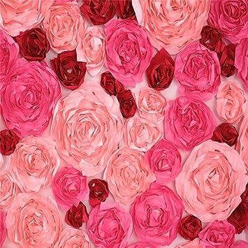 Amazon Com Laeacco Romantic Wedding Photography Background