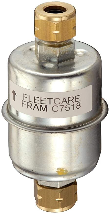 amazon com fram c7518 in line diesel fuel filter automotive Fram HPG1 Fuel Filter