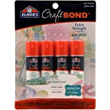 Elmer's CraftBond Extra Strength Glue Sticks, 0.21 Ounces, 4 Count