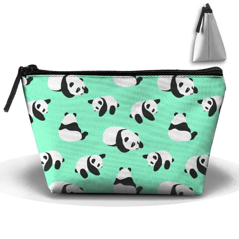 24fbdae4185f best Enuain Cute Cartoon Panda Makeup Bag Travel Cosmetic Pouch ...