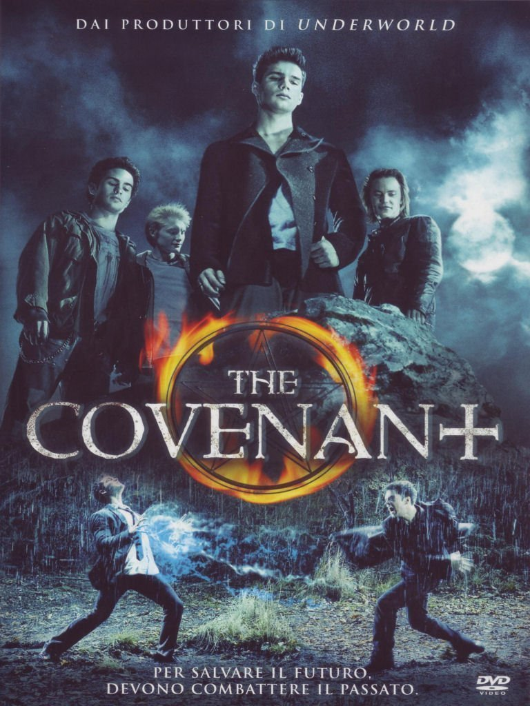 The Covenant [Italian Edition]