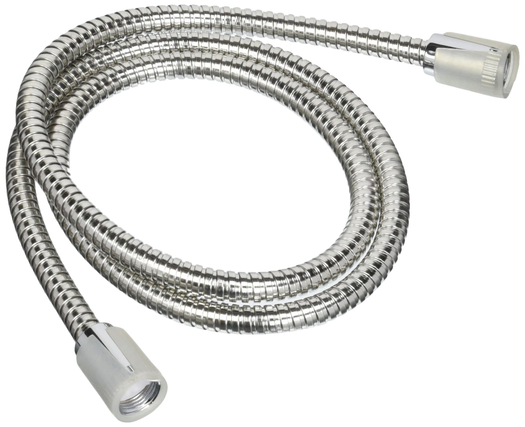 DELTA FAUCET 682-812 Master Plumber 59-Inch Stainless Steel Shower Hose by Master Plumber