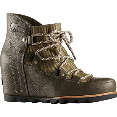 7884167270b4 SOREL Women s Sandy Wedge Nori 8.5 ...