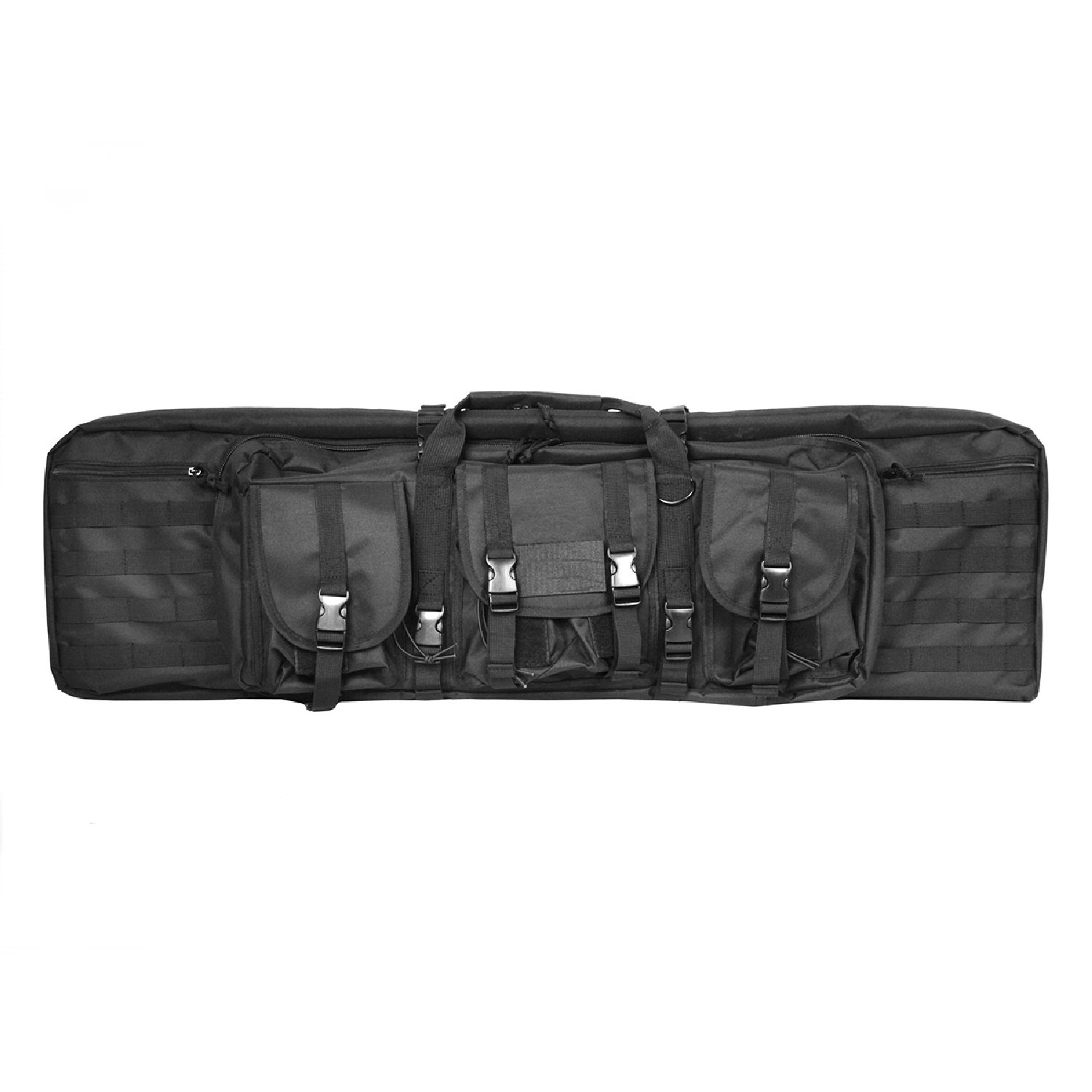 NcSTAR 36'' Double Carbine Padded Weapons Case, Black CVDC2946B-36