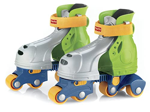 Fisher-Price Grow-with-Me Inline Skates - Best for Beginners