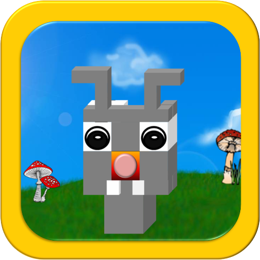 Build A Bunny (for Kindle, Tablet & Phone)