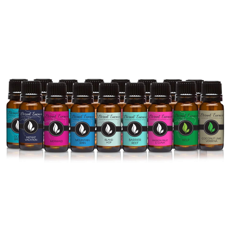 Under The Sea - Set of 16 Premium Fragrance Oils - Eternal Essence Oils