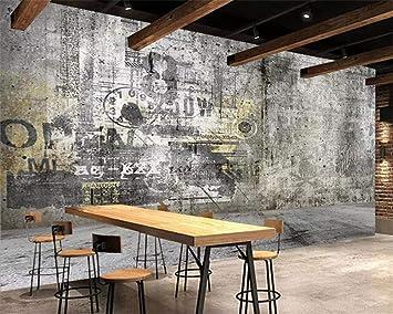 Fondo de pantalla personalizado 3D Foto Mural Viento industrial ...