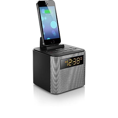 Philips AJT3300/37 Bluetooth Dual Alarm Clock